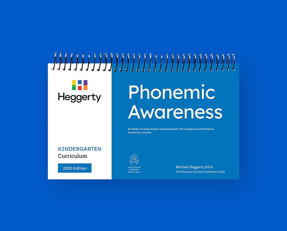 Print Curriculum: Kindergarten 2020 (English)   Heggerty